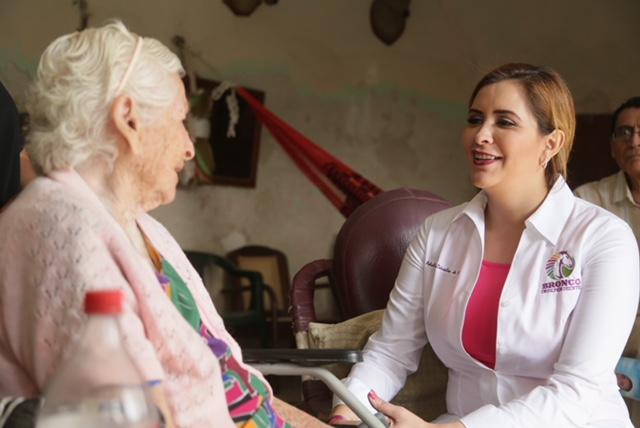 Ciudadanos, hartos de partidos políticos, dice esposa de 'El Bronco'