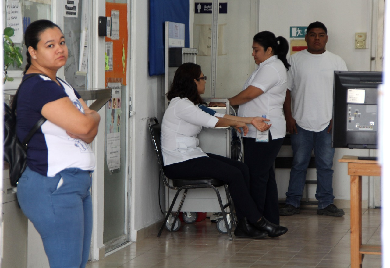 Enfermeras (ros), testigos de violencia en Cancún