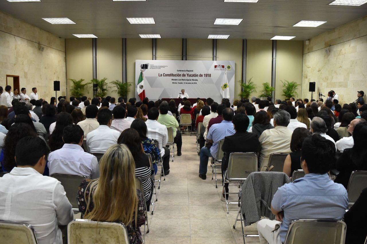 Ensalza presidente de SCJN protección a derechos de pueblo maya