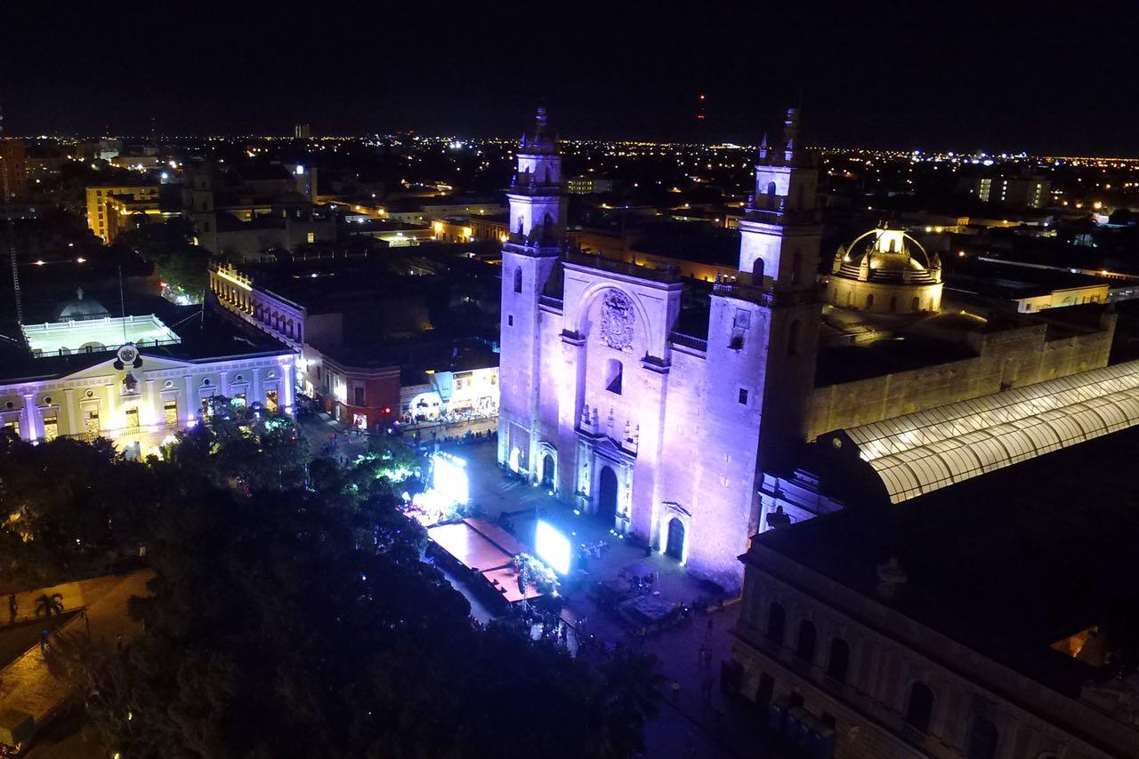 Mérida, oasis en medio del promedio nacional de inseguridad