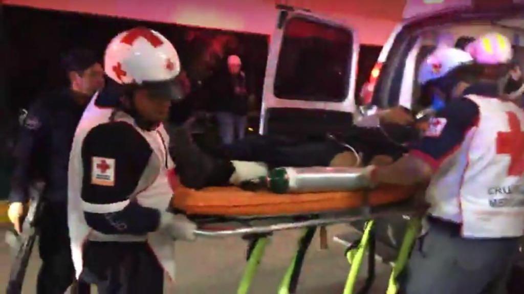 'Rafaguean' a policías en Cancún; comandante herido