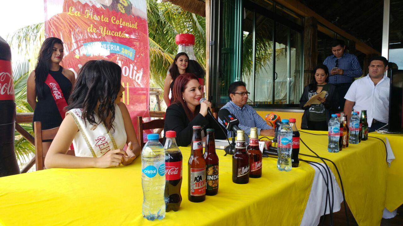 Comparte Valladolid su Expoferia con Campeche