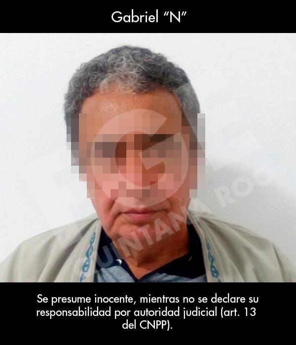 Vinculado a proceso ex secretario de Gobierno de Quintana Roo