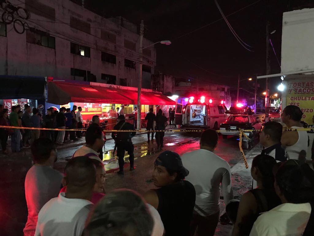 Mueren tres en ataque a restaurante bar en Cancún