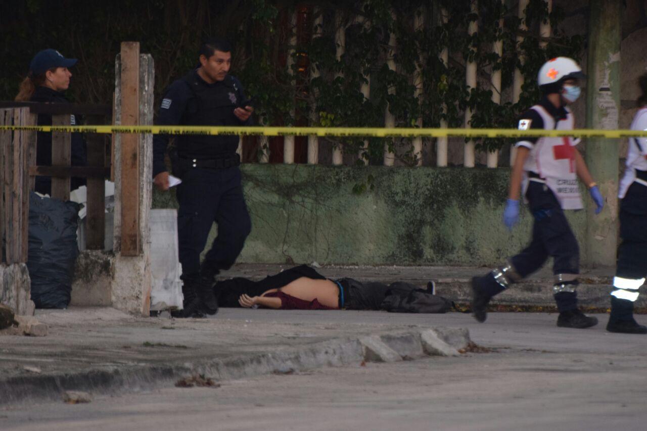 Sin freno las ejecuciones en Cancún