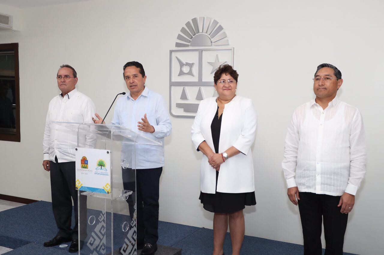 Deja Gobierno Quintana Roo 'pieza' de Rafael Moreno Valle