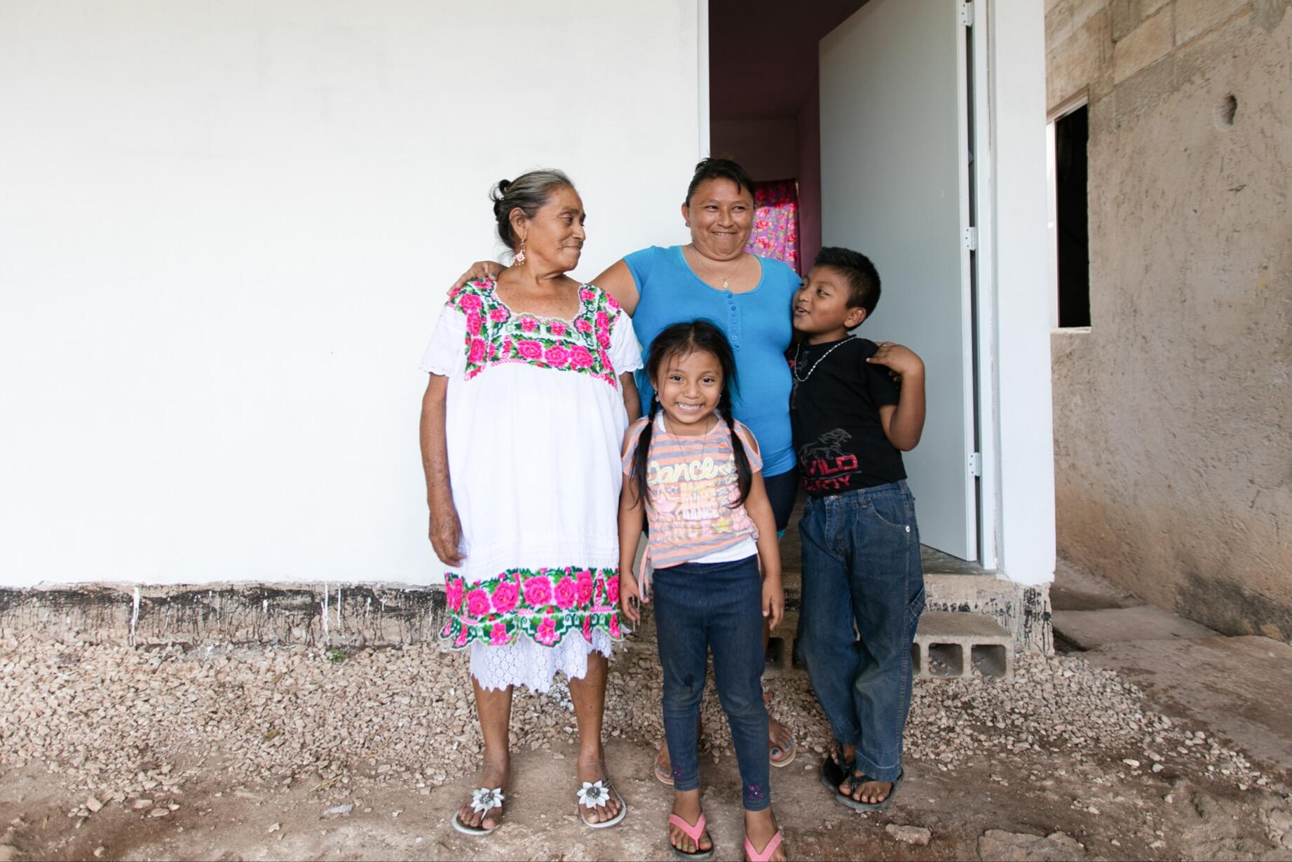 Ven resultados históricos en combate a pobreza en Yucatán
