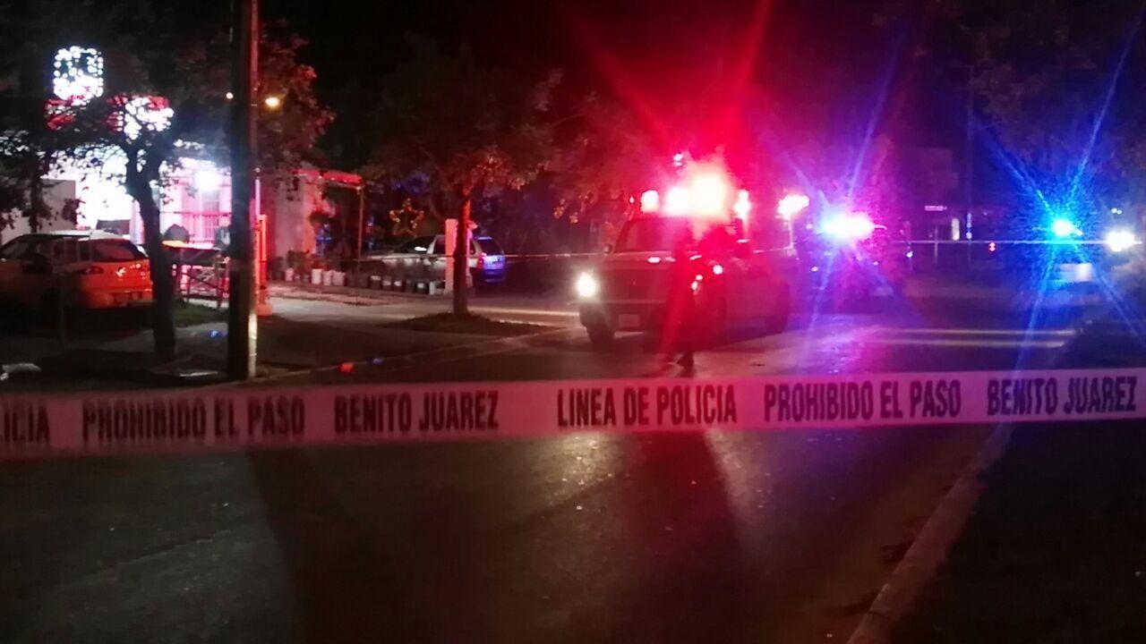 Viernes caliente en Cancún: ejecutado y herido en asalto
