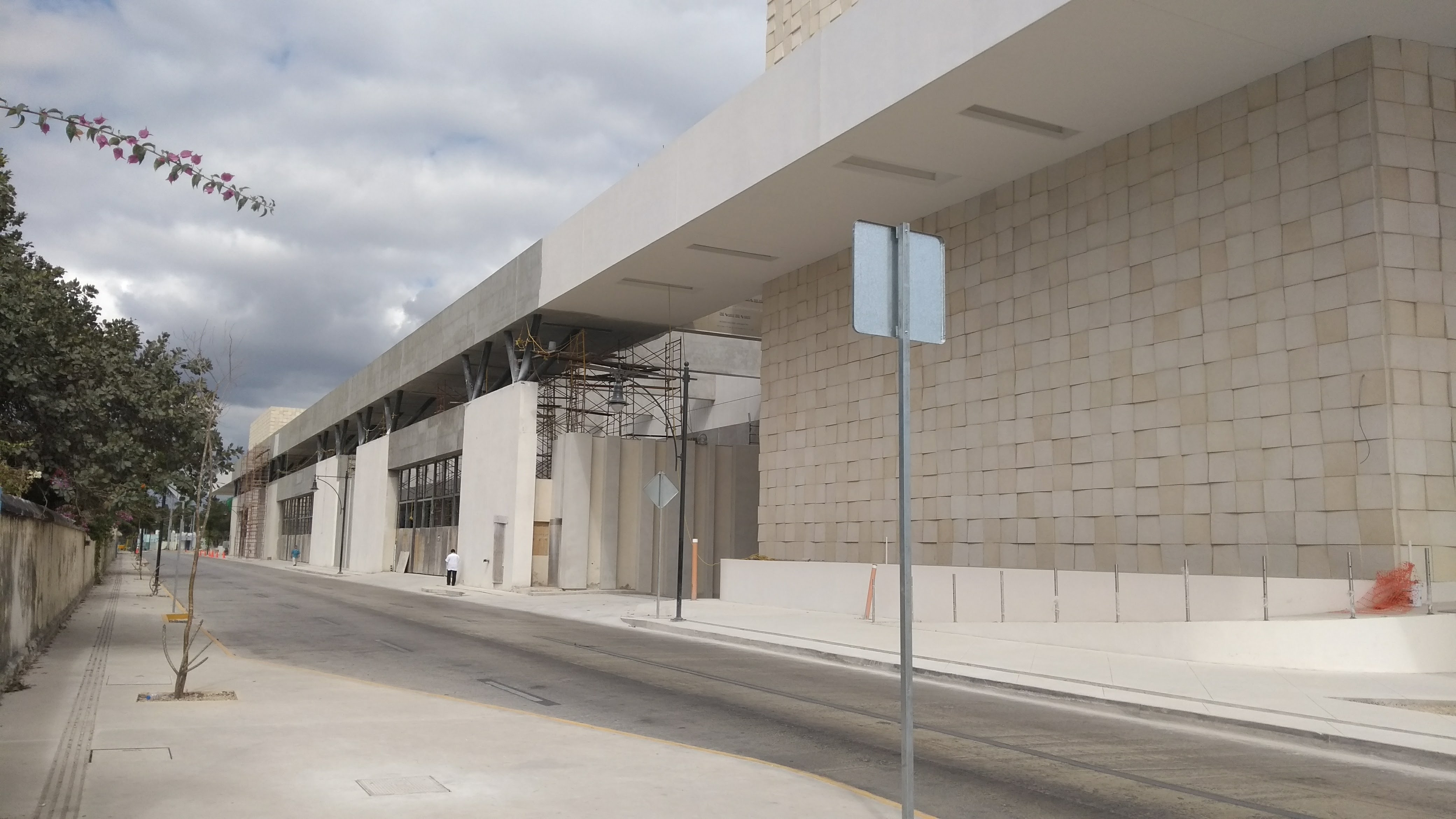 Centro de Congresos, coloso arquitectónico y turístico