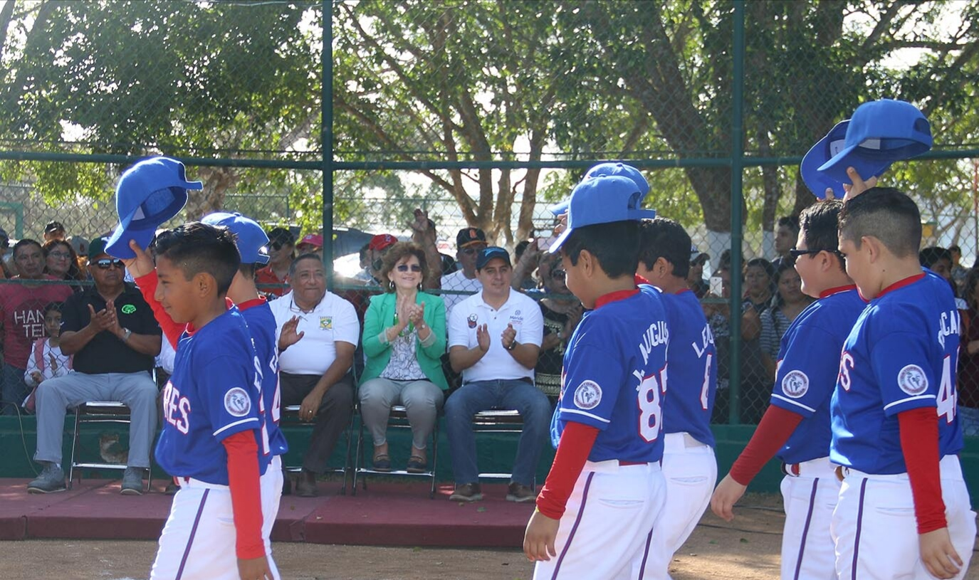 Continúa el apoyo al deporte, fundamental para una Mérida sana