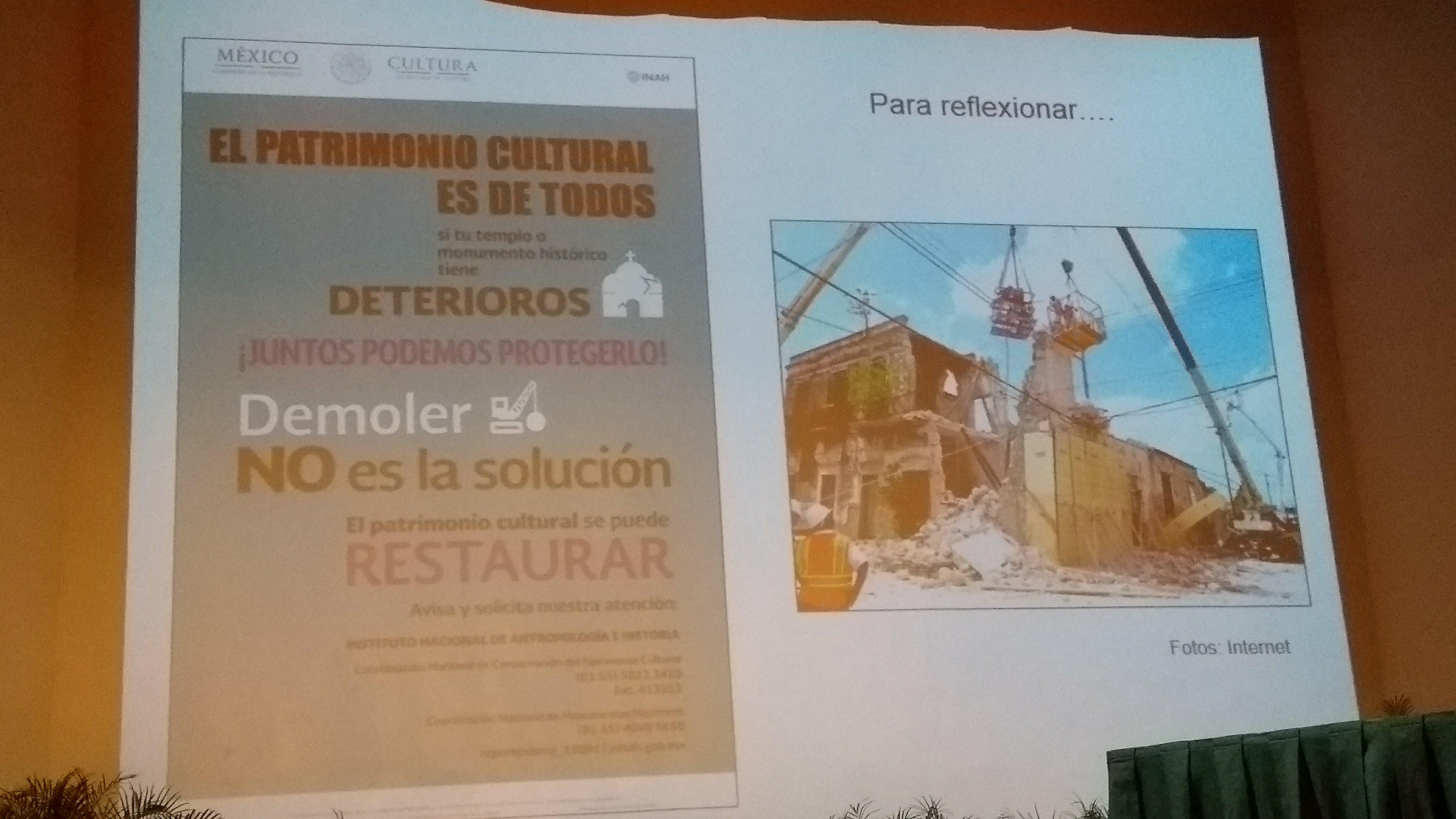 """'Desfigura'Centro HistóricoMérida """"coctel"""" de problemas"""