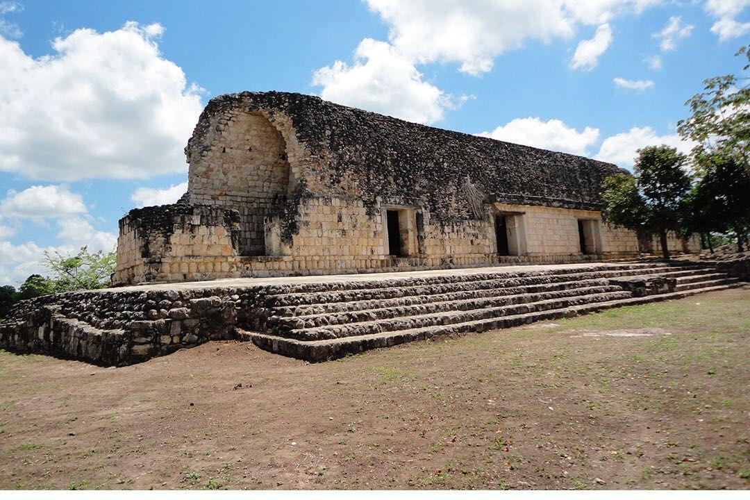 Rescatan vestigios mayas para ampliar circuito en Yucatán