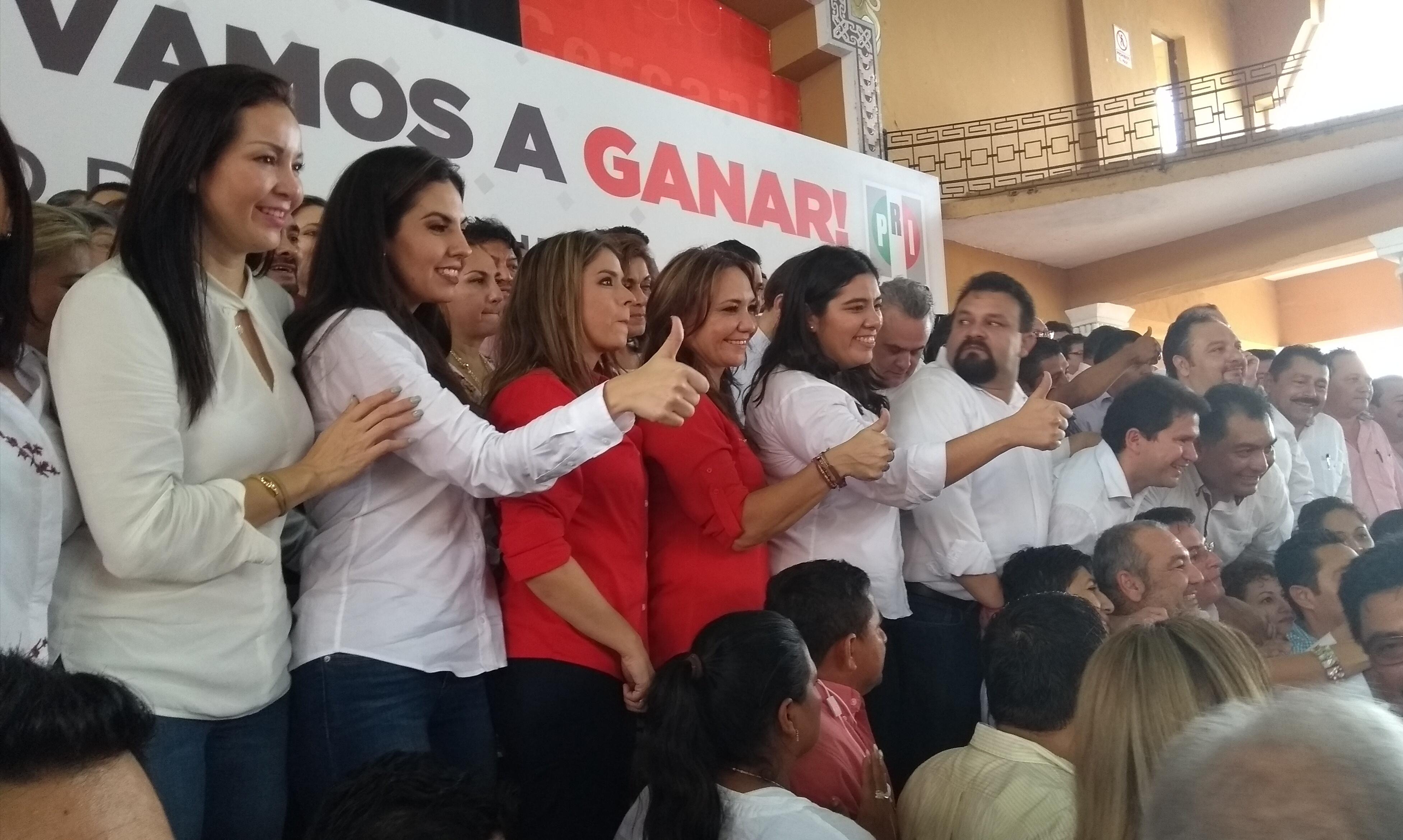 La lista de 106 aspirantes priístas a alcaldes en Yucatán