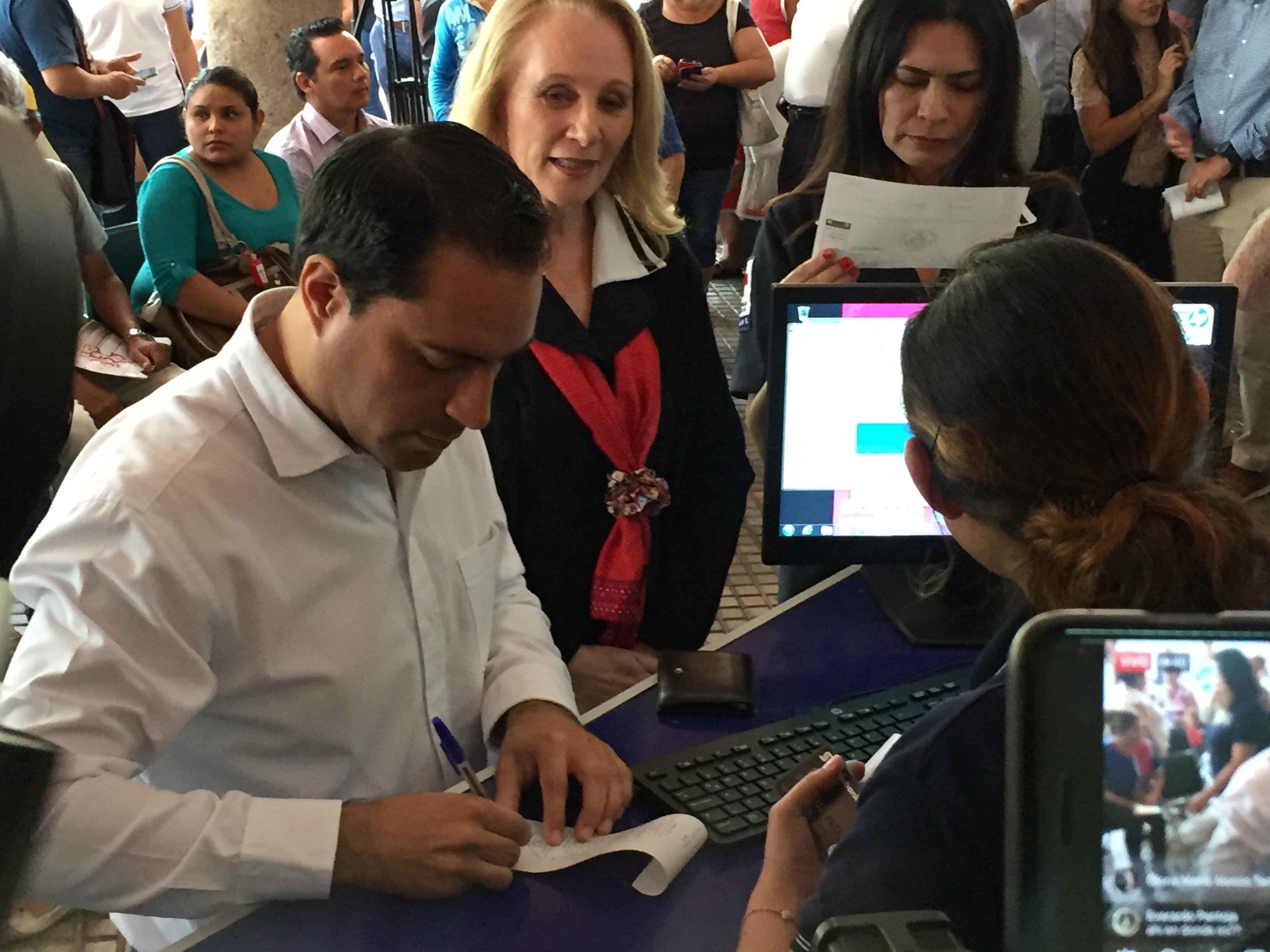 Sin aumentos, inicia en Mérida campaña para captar impuesto predial