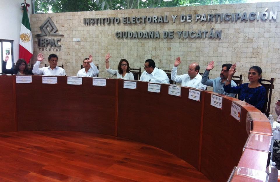 Rezagadosindependientes en Yucatán enobtención de firmas