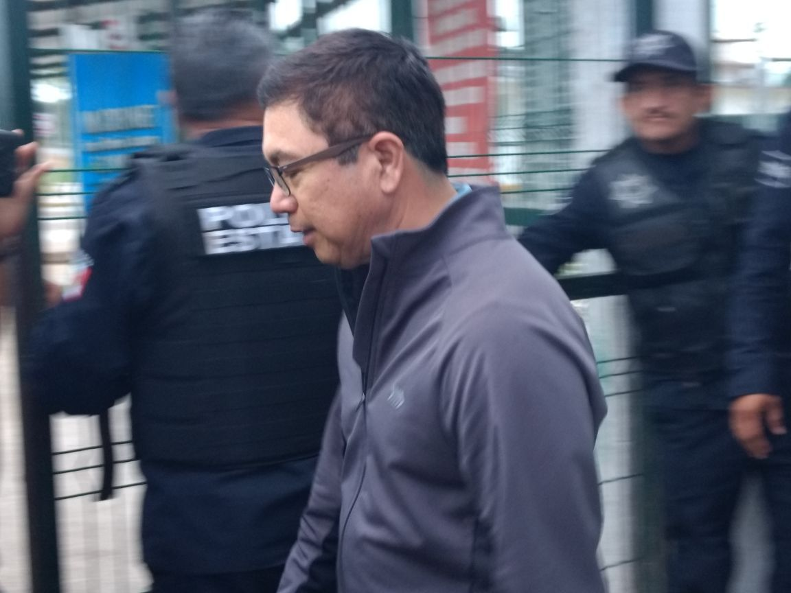Liberado ex Tesorero de Quintana Roo