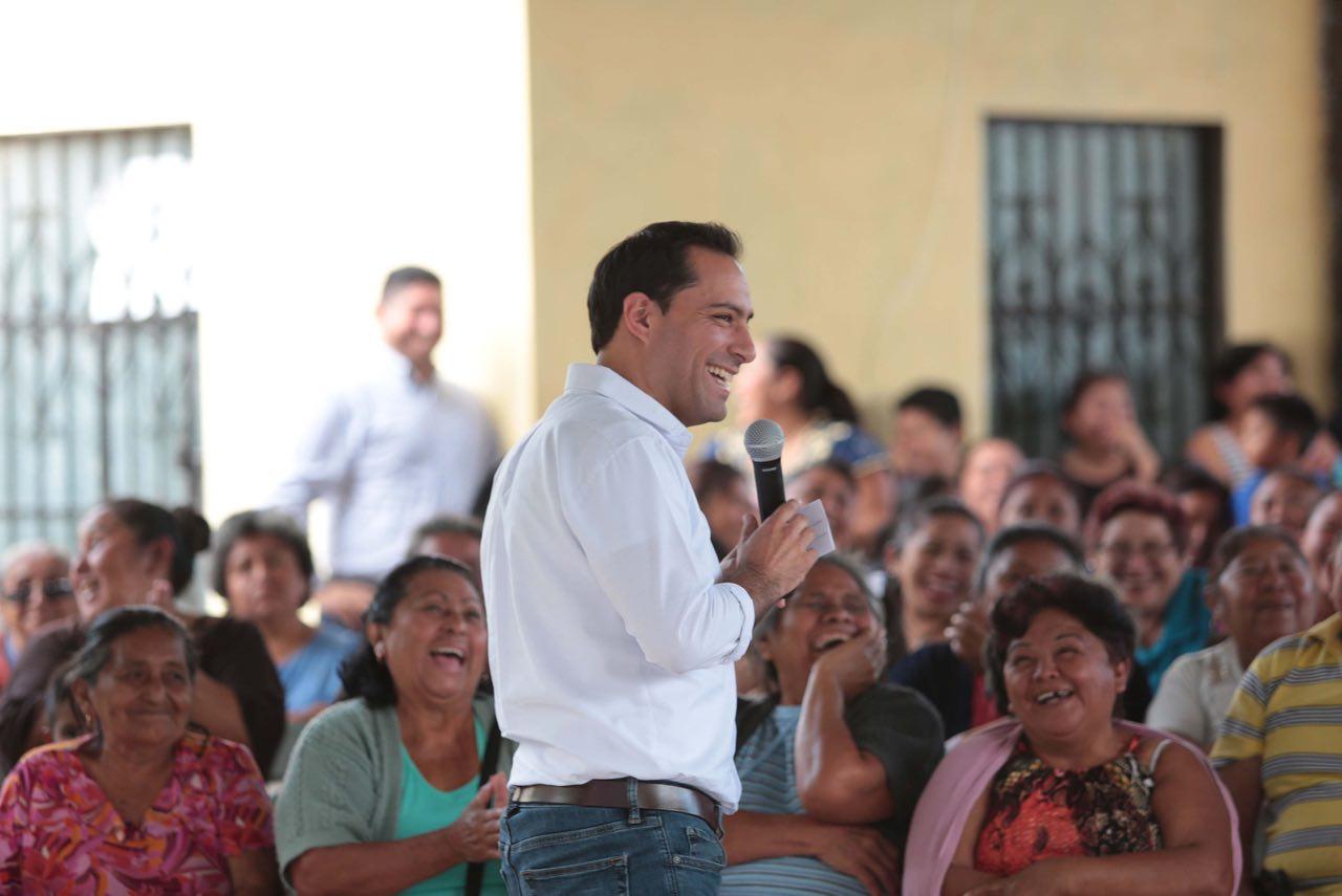 Exhorta Mauricio Vila a dejar atrás conformismo para dar más a Yucatán