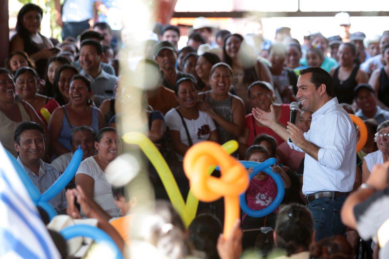 Los yucatecos merecemos servicios de mayor calidad.- Vila Dosal