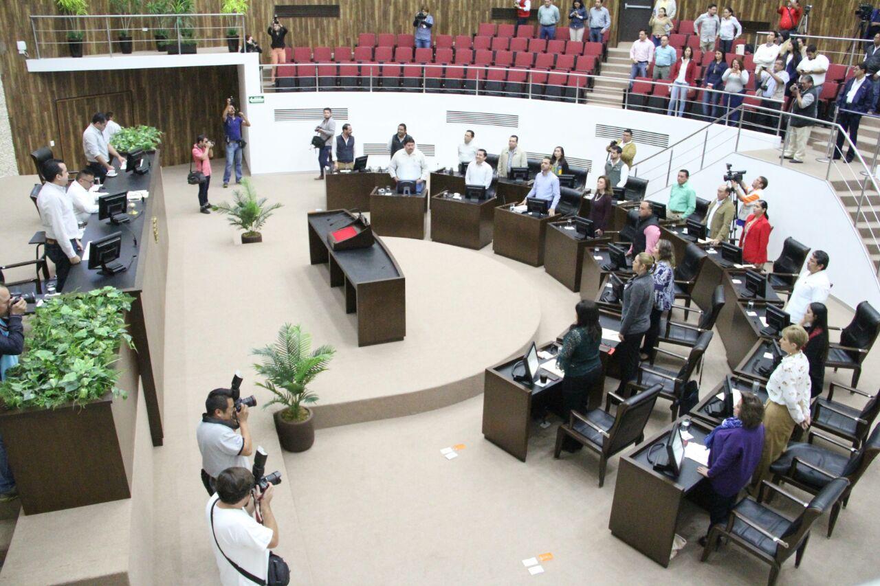 Glosa de Informe, revisión de cuentas y temas electorales, en agenda de Congreso Yucatán