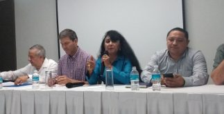 georgina villagomez valdez investigadora uady foro politico denuncia
