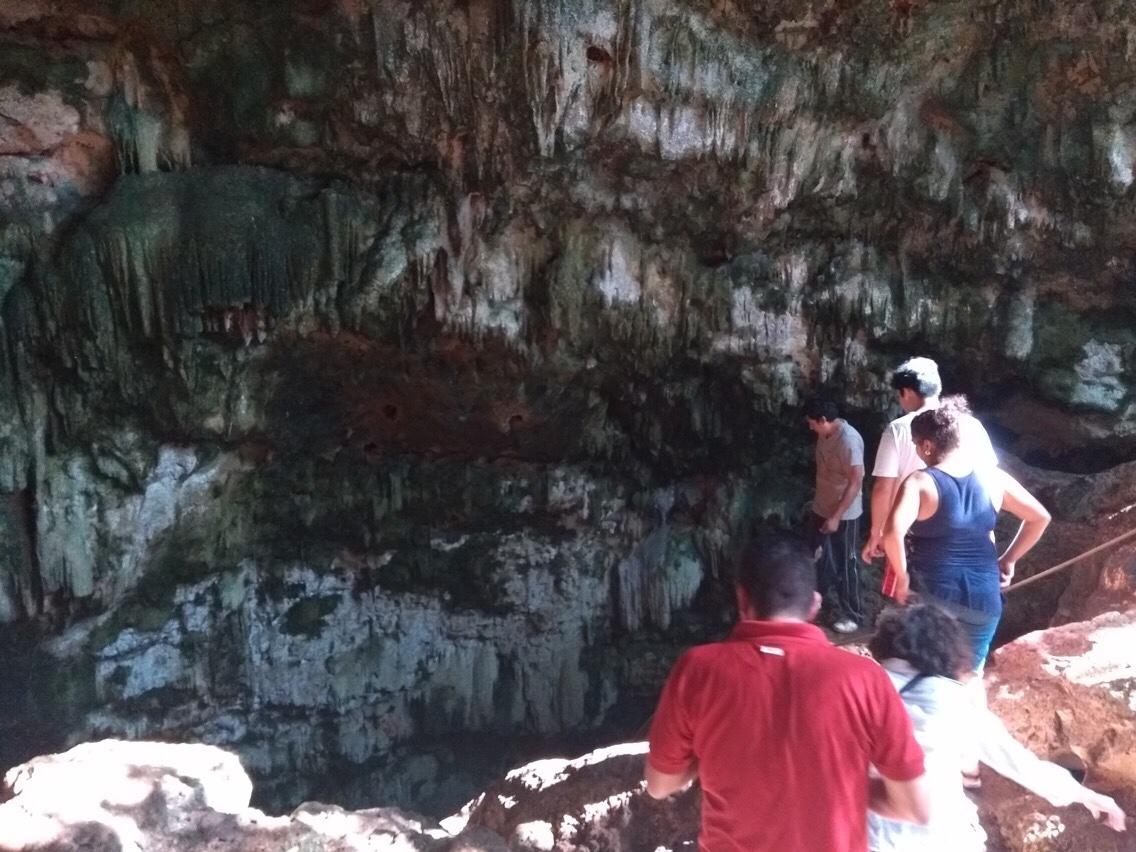 Grutas de Calcehtok, con vestigios mayas y riesgos para visitantes