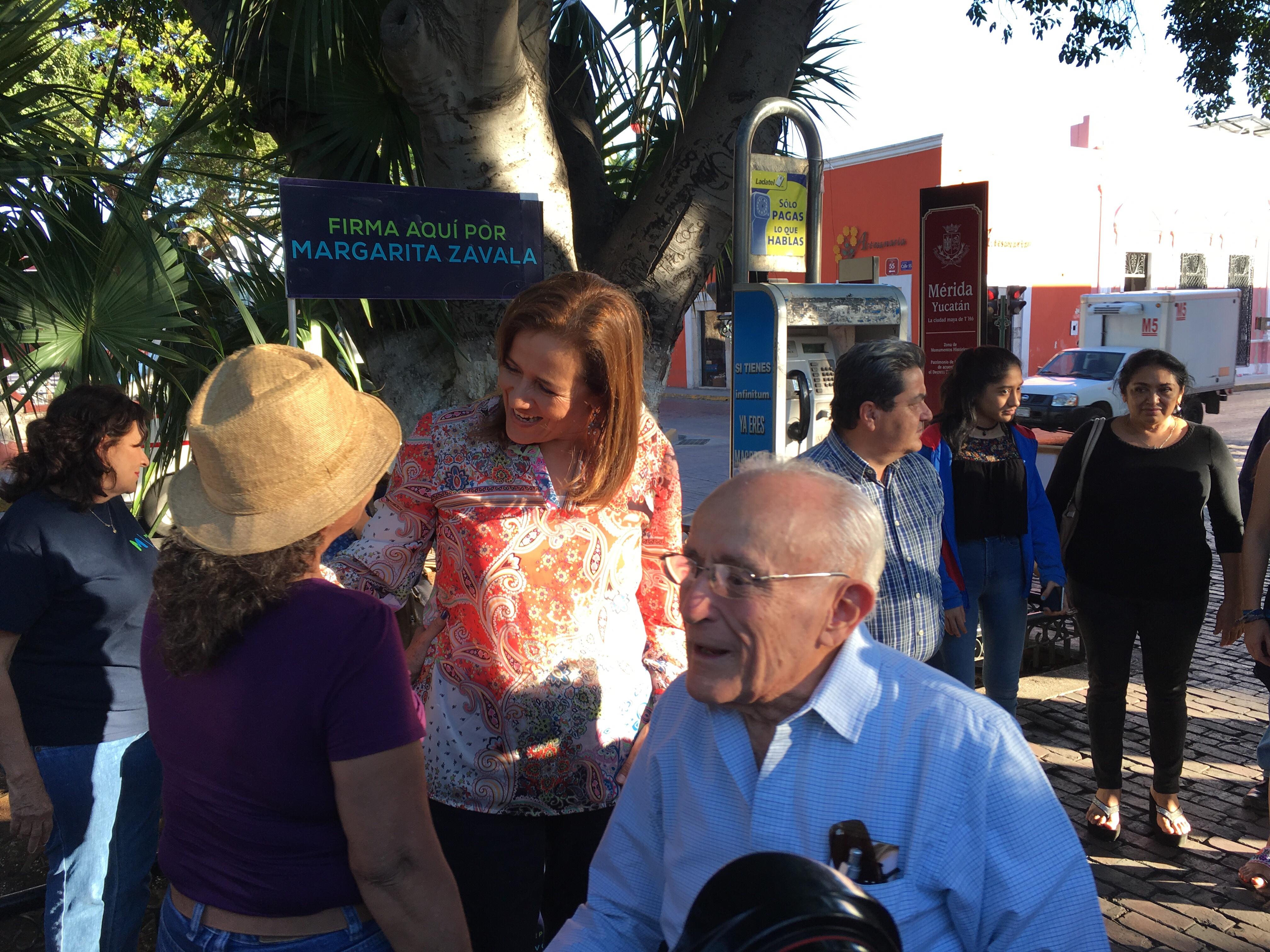 Descartan 'voto corporativo' de seguidores de Margarita