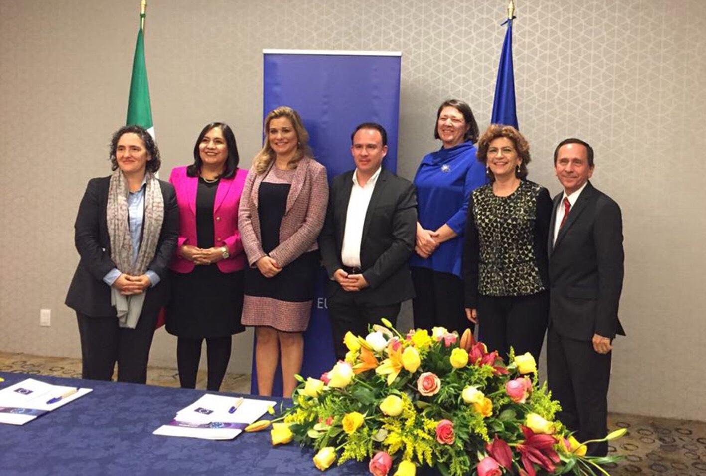 Valora Unión Europea programa de Movilidad Urbana de Mérida