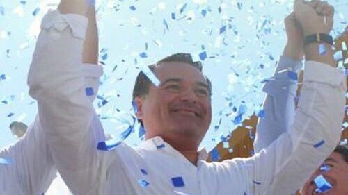 Renán Barrera ofrece disculpas por falta administrativa