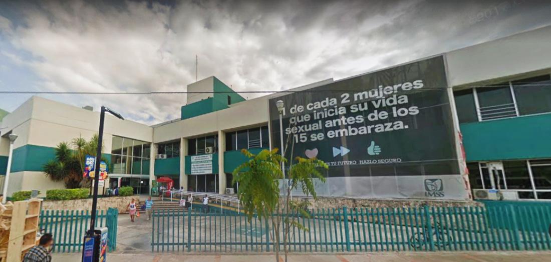 Detienen a 2 personas por venta de plazas en IMSS Campeche (videos)