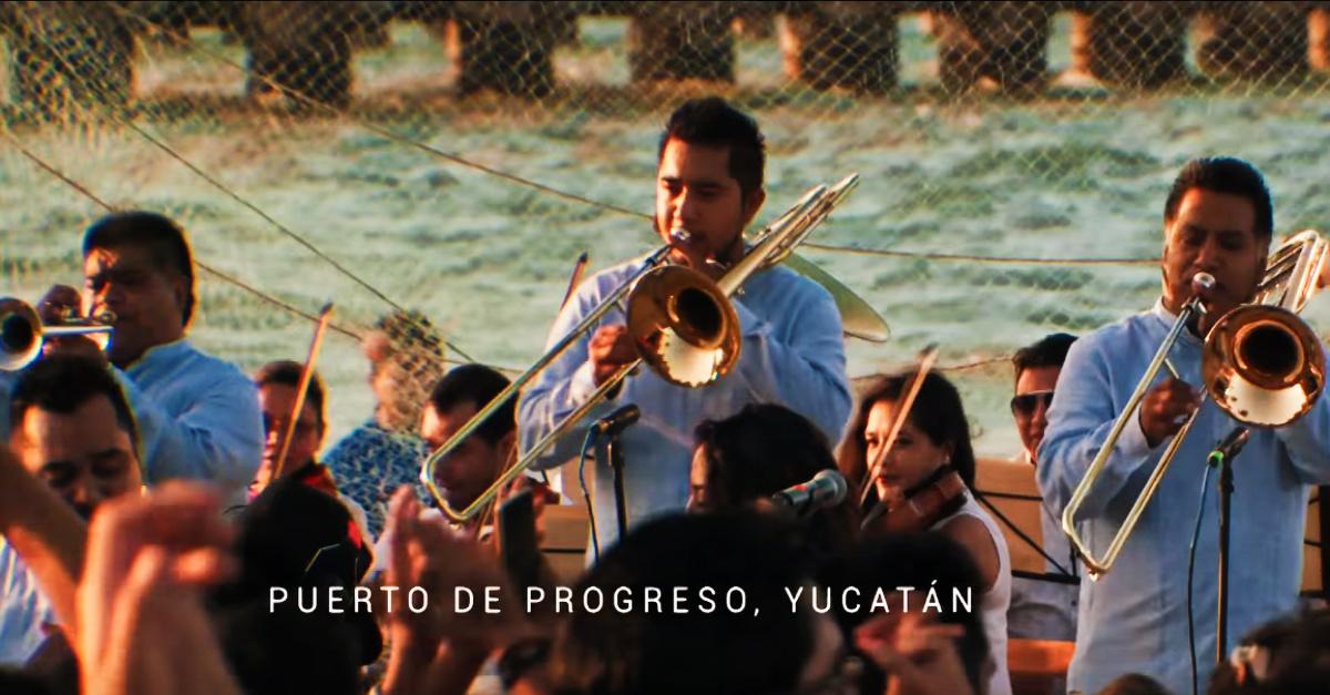 Reparten boletos gratis para concierto de Los Ángeles Azules en Carnaval de Mérida