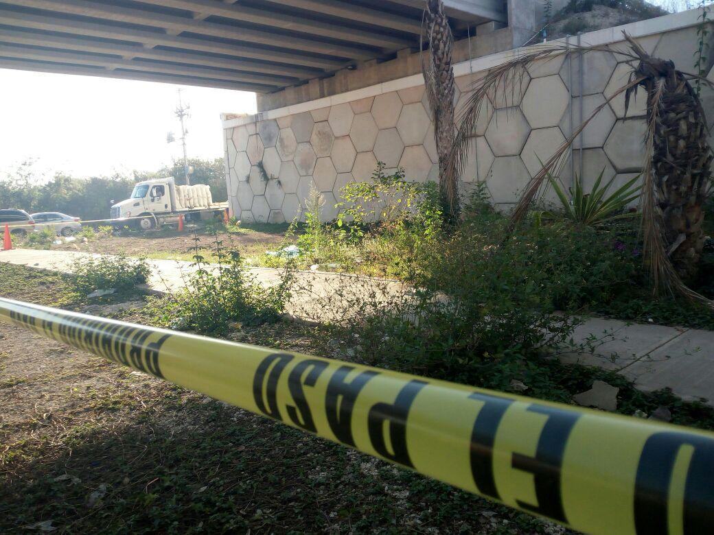 Hallan muerta a mujer en periférico Mérida