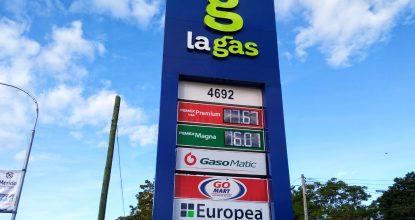 precios gasolina en merida enero 2018