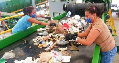 reciclaje basura foto contexto gammakat provedora equipos reciclaje basura