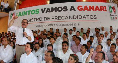 regisro precandidatos pri yucatan alcaldía merida diputados senadores casa del pueblo (1)