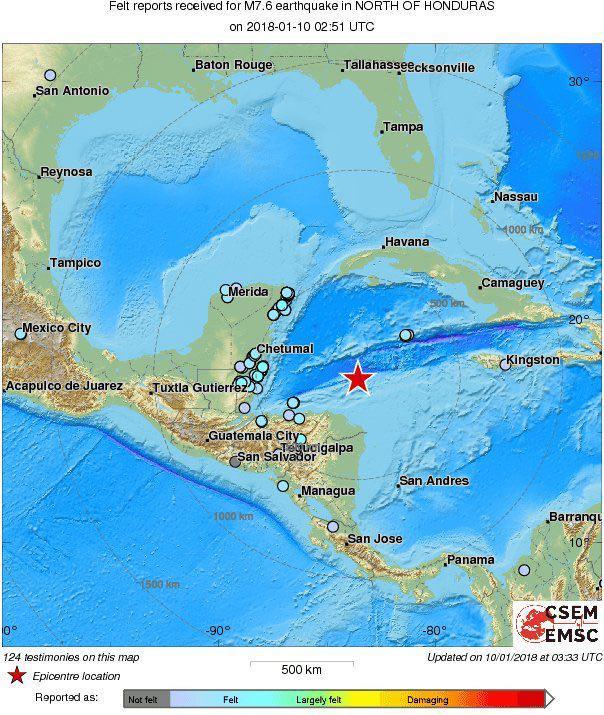 """¿Puede temblar en Yucatán? La respuesta es """"sí"""", pero…."""