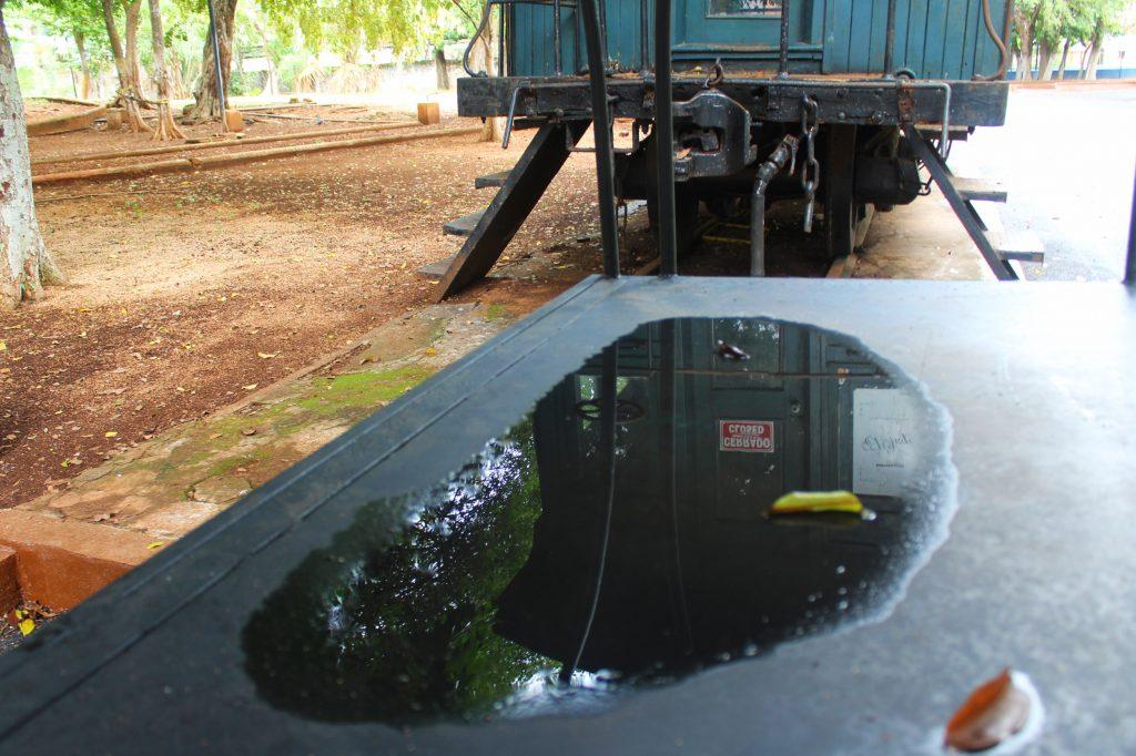 vagon abandonado zoologico centenario merida 2018