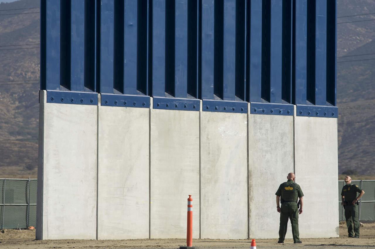 Pedirán tres mil mdd para el muro