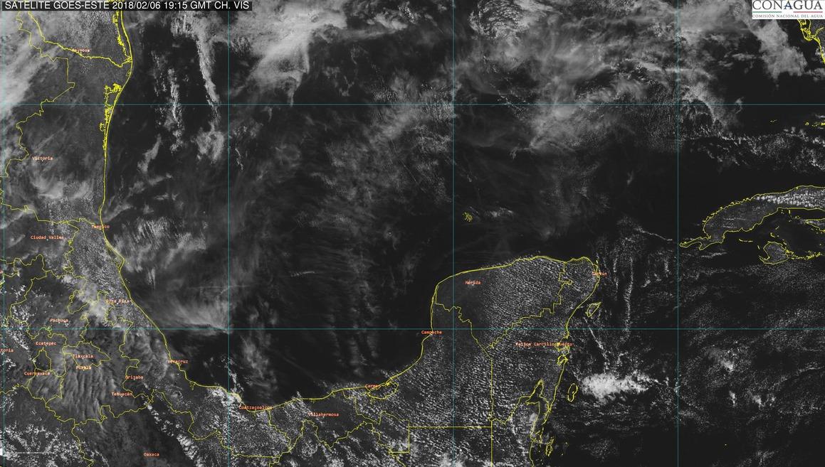 Calor miércoles, jueves y viernes en Península de Yucatán, según pronóstico