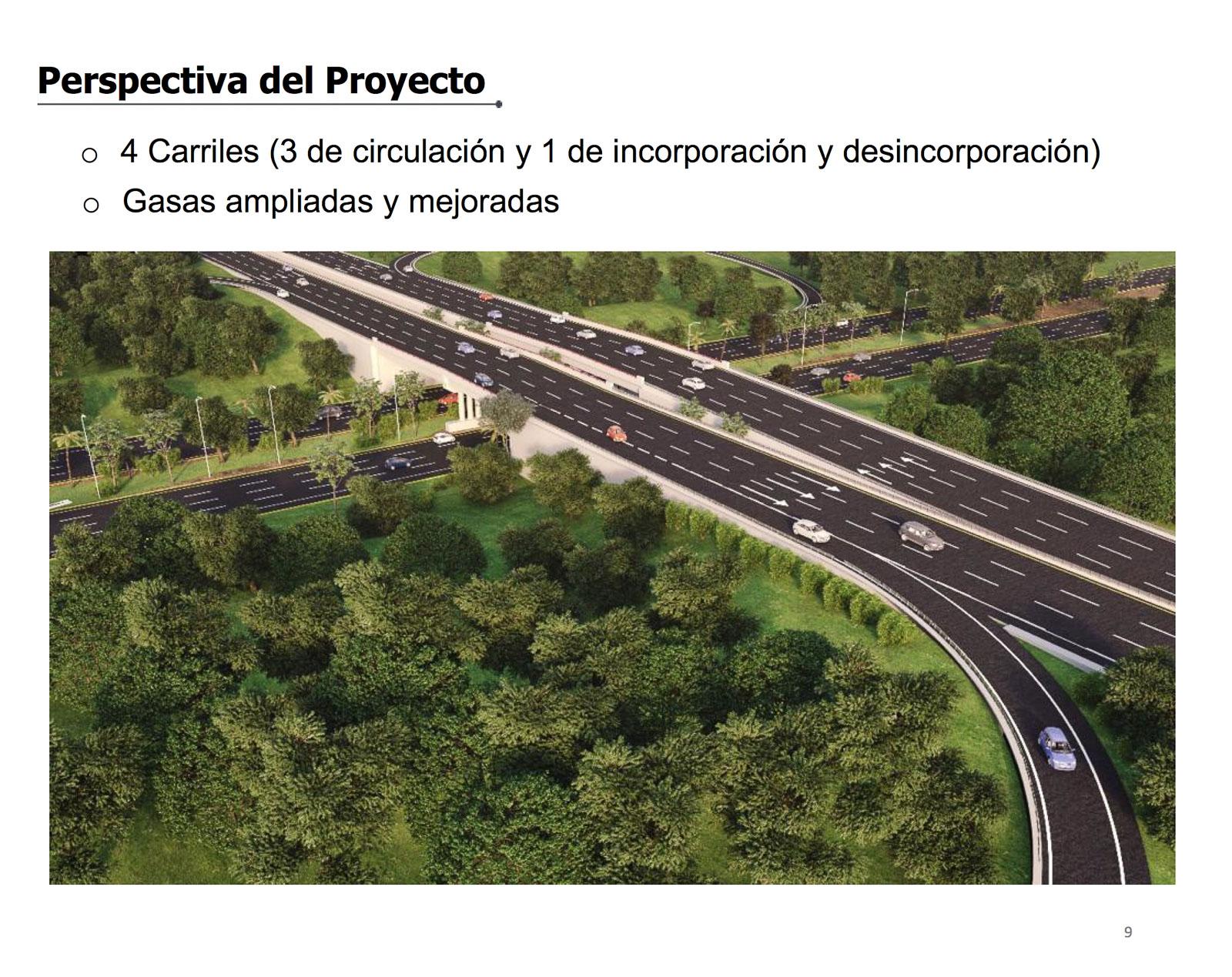 Aviso de mayor restricción en periférico norte salida Mérida-Progreso