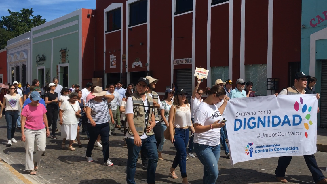 """Celebran en Yucatán """"triunfo ciudadano"""" de Chihuahua"""