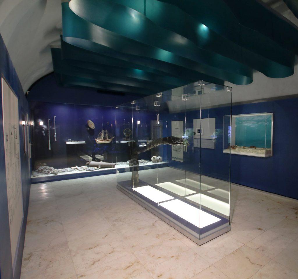 El recinto cuenta con seis salas de exhibicioìn. Foto Gibran Huerta INAH