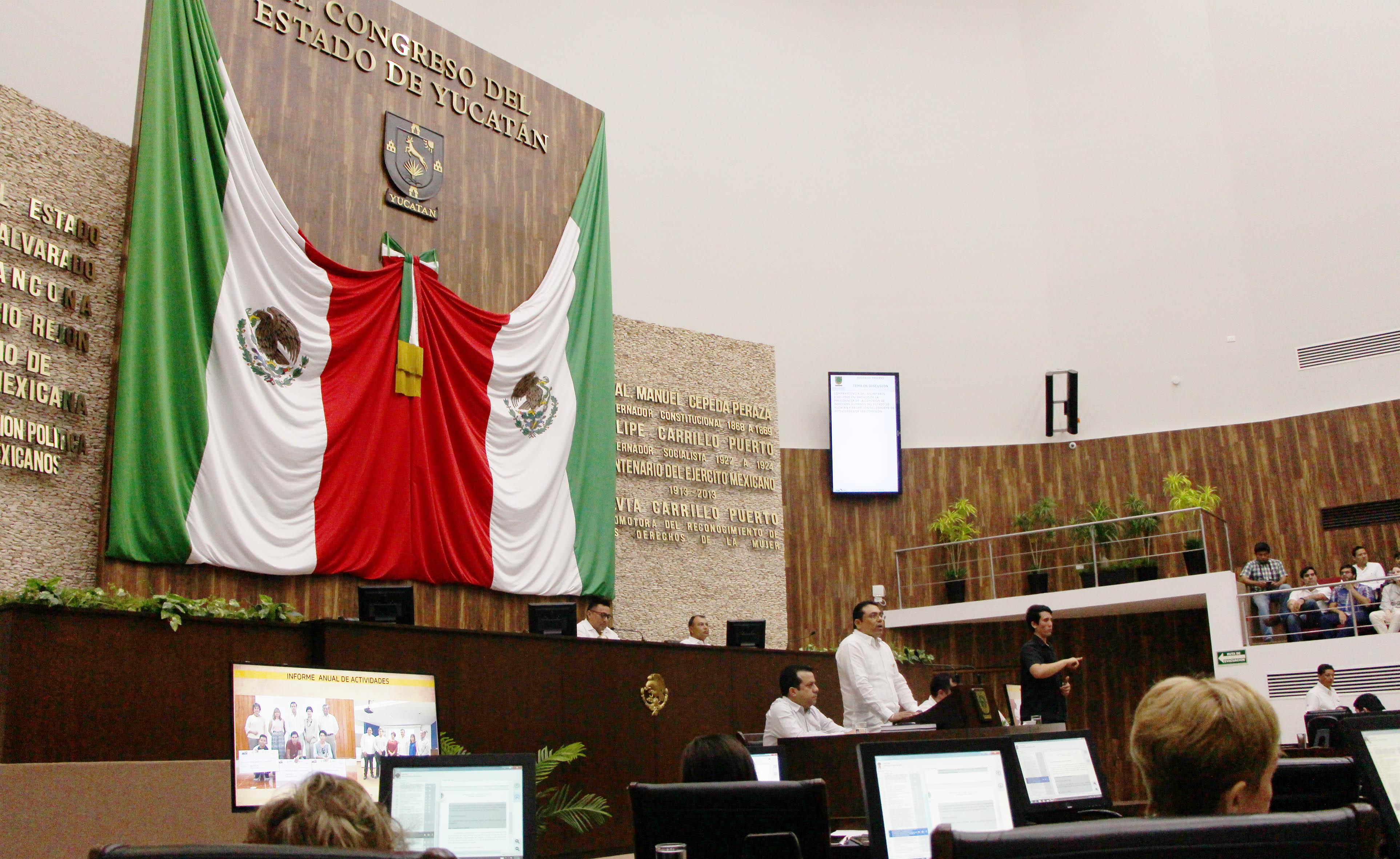 Denunciados en Yucatán 51 funcionarios por Derechos Humanos