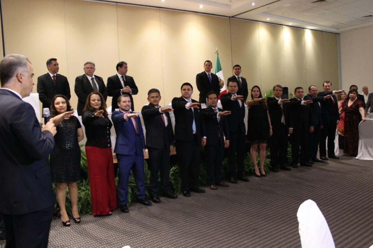 Asociación Mexicana de Seguros y Fianzas, con nueva directiva en Yucatán