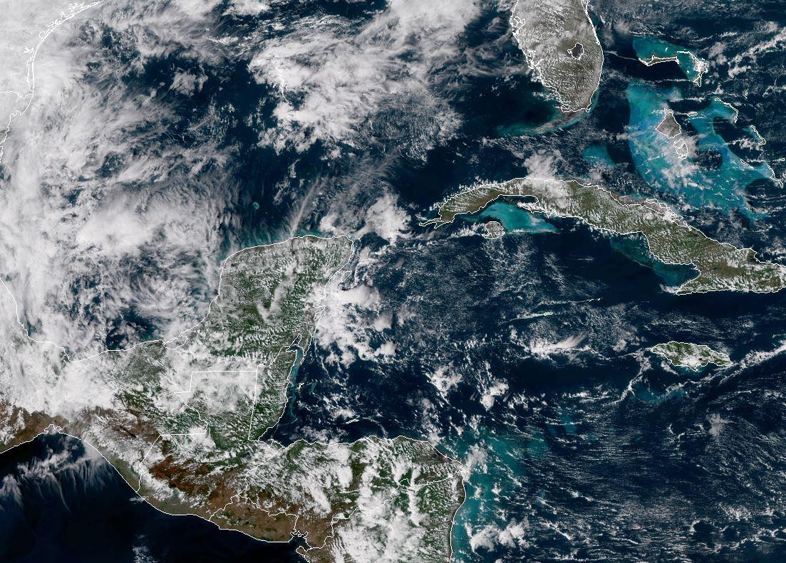 Prolongada racha de calor hasta lunes en Península de Yucatán