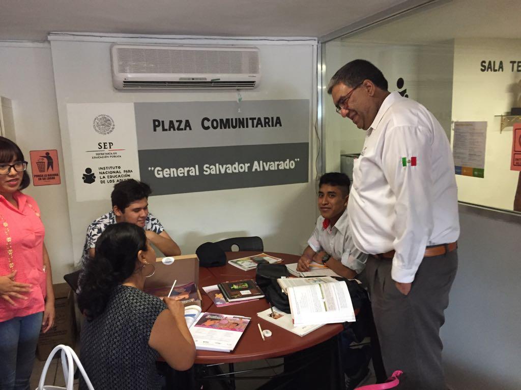 Más de 50 mil yucatecos dejaron analfabetismo.- INEA