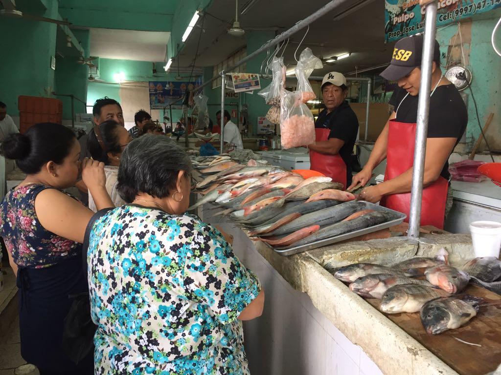 Abre temporada de mayor consumo de pescados y mariscos