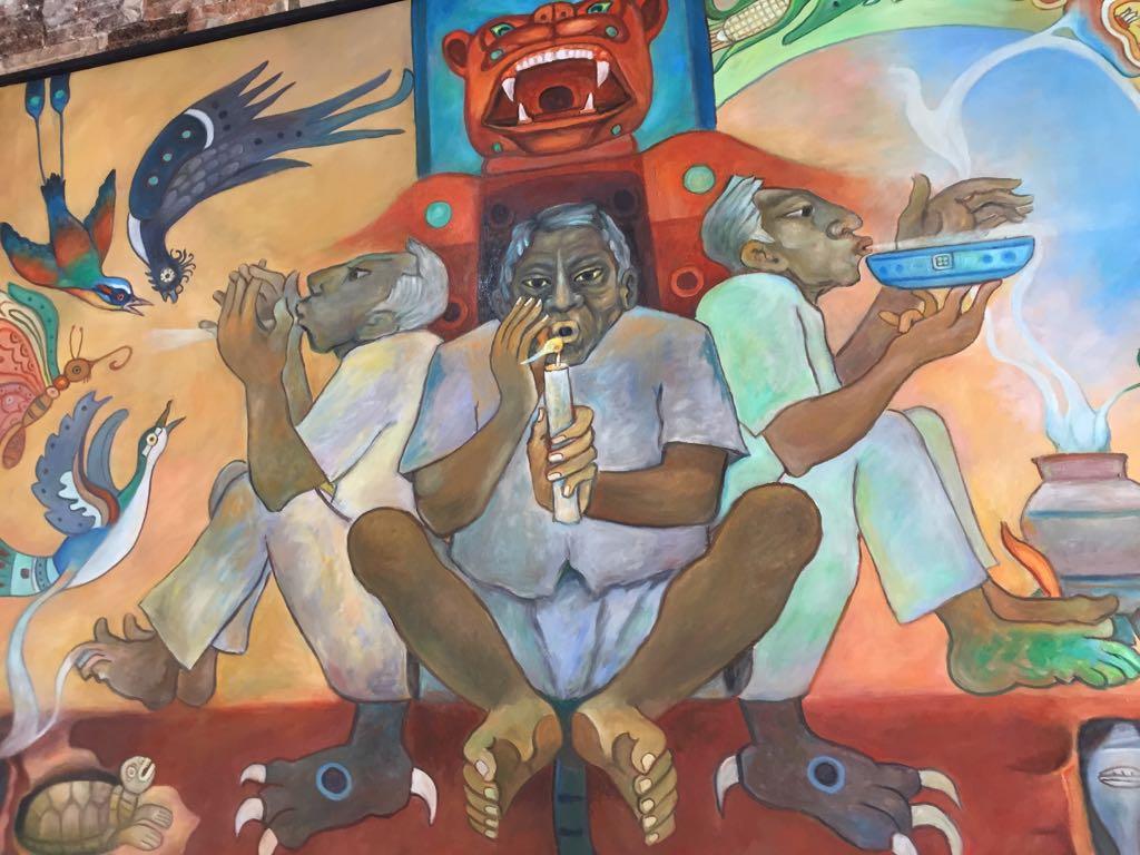 Muestra selecta de arte pictórico yucateco del Siglo XX