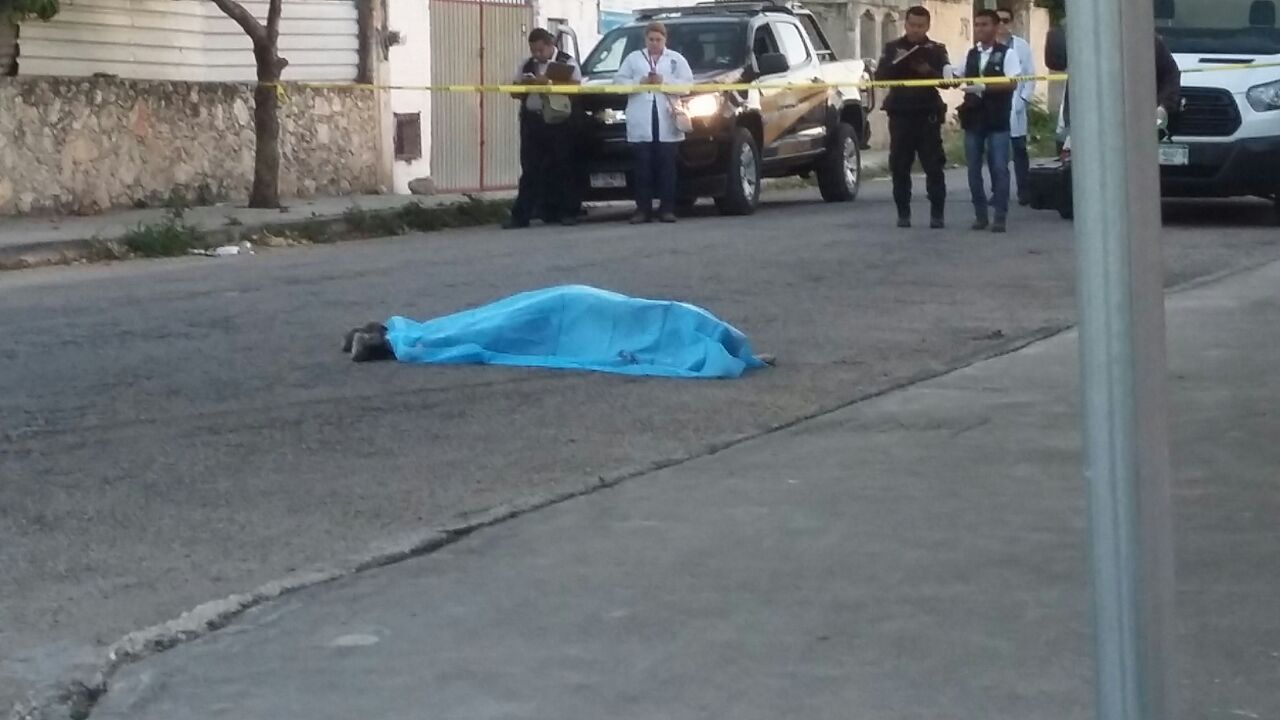 Conductor criminal: Atropella, mata a peatón y huye