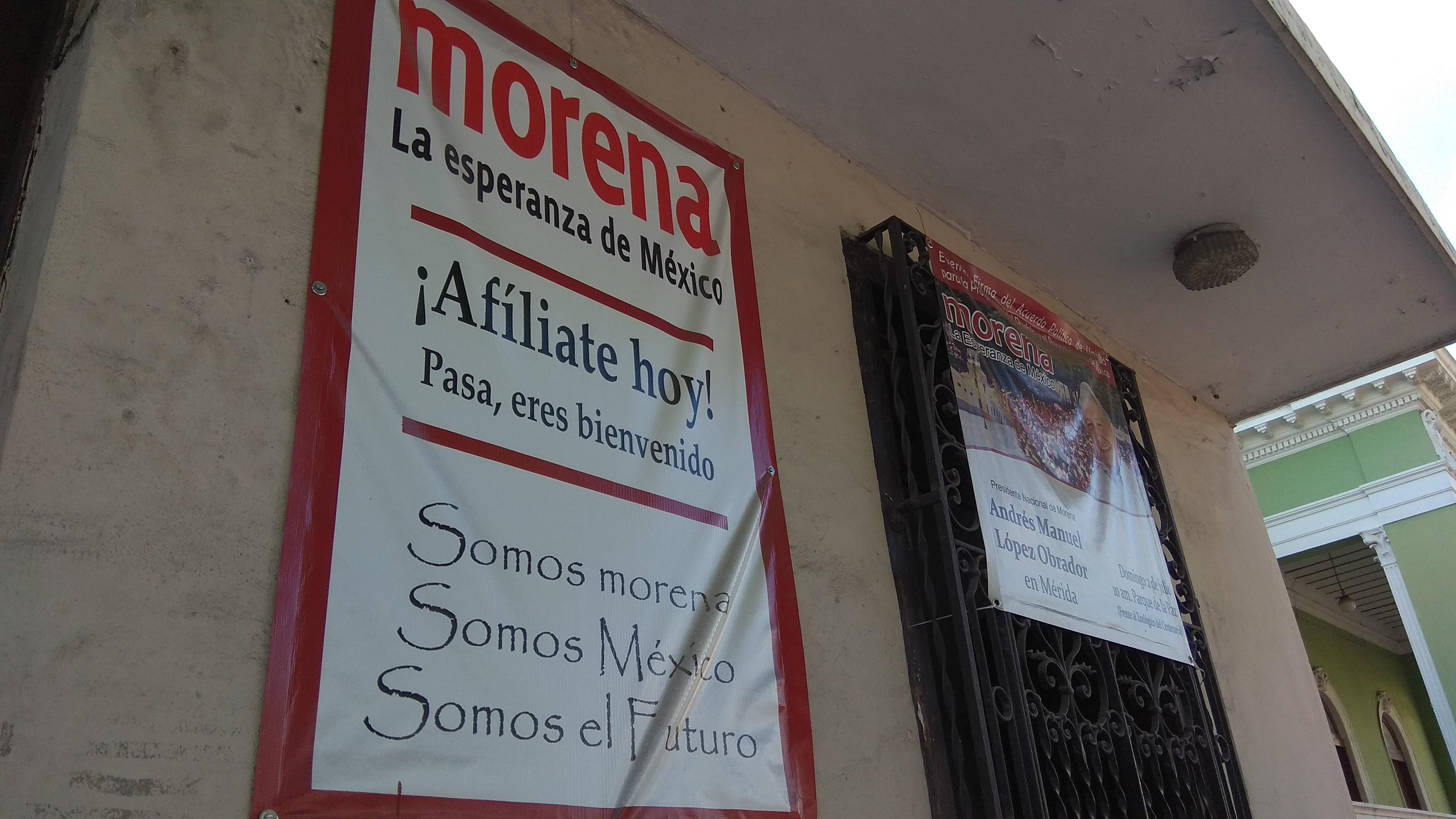 Bienvenida oficial en Morena a ex panista Mariana Cruz Pool
