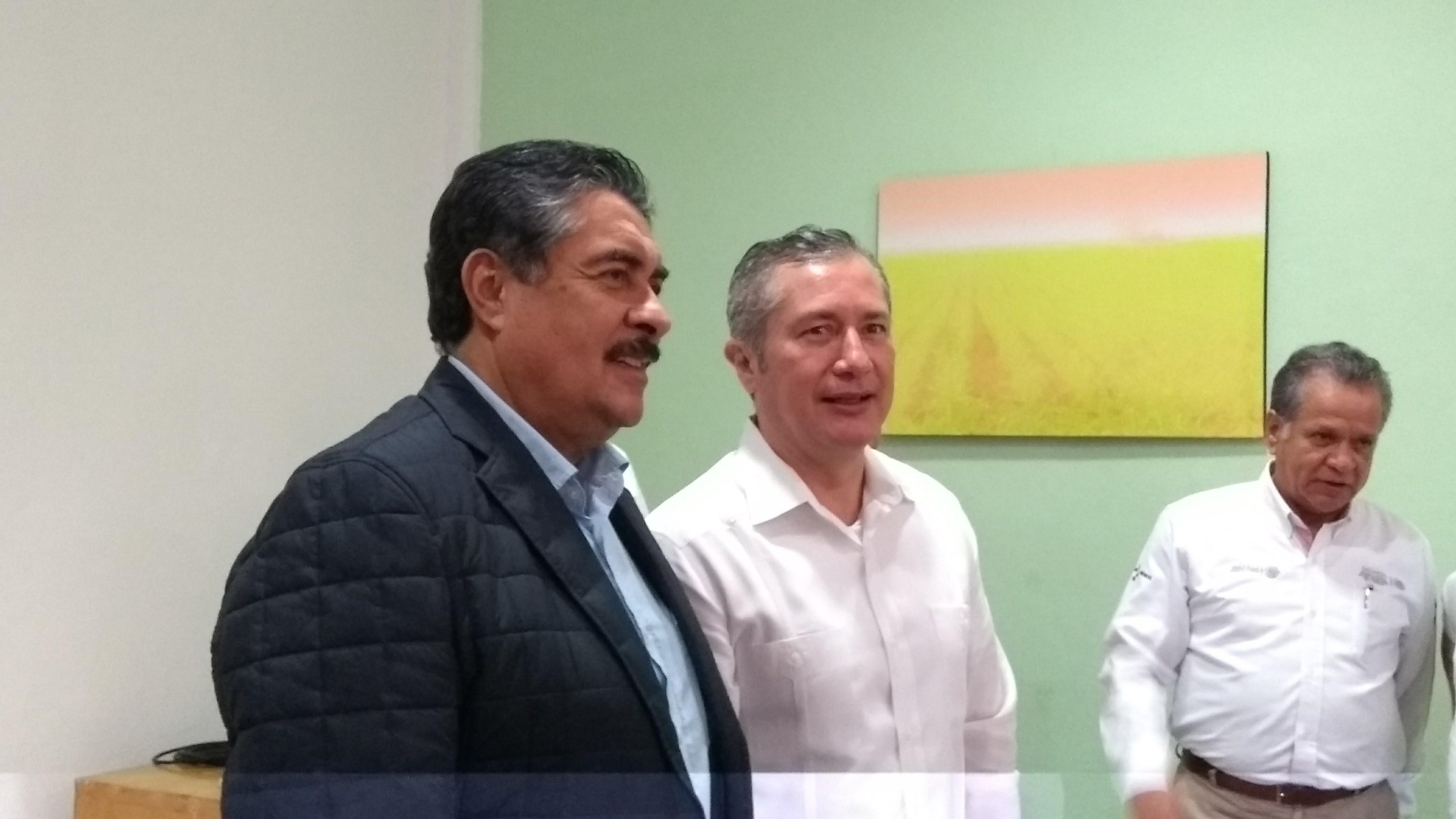 Ofrece nuevo delegado de Sagarpa atender pendientes